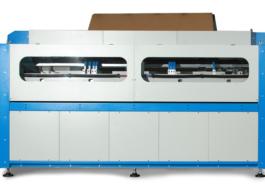 Автоматический станок для резки и рилевки гофрокартона COMPACK 2.5 - фото