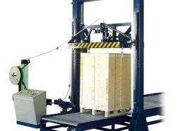 Автоматический паллет-пресс с поворотным устройством MC-KKZV - фото