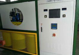 Система для очистки воды от флексокраски - фото