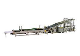 Автоматическая кашировальная линия - фото