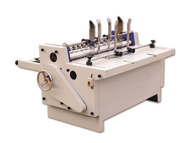 Просекательно-рилевочный станок (мини слоттер) для производства решеток