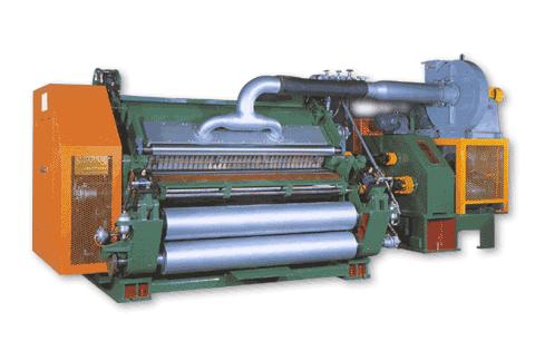 Вакуумный карданный гофропресс SF-25NB
