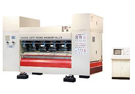 Компьютеризированный станок для продольной резки-рилевки NCFY-1800/2500 - фото