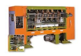 Компьютеризированная продольно-резательная машина SLAT-4SB - фото