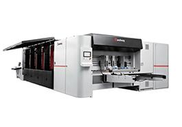 Высокоскоростной струйный принтер для печати на гофрокартоне - фото