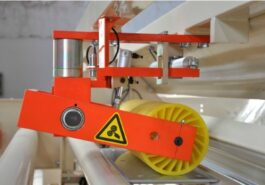 Автоматическое устройство выравнивания полотна NSD - фото
