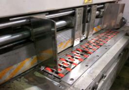 Автоматический печатно-высекательный агрегат YKMB 700 ZXD 2400 - фото