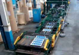 Линия для производства открытых мешков и мешков с клапаном - фото